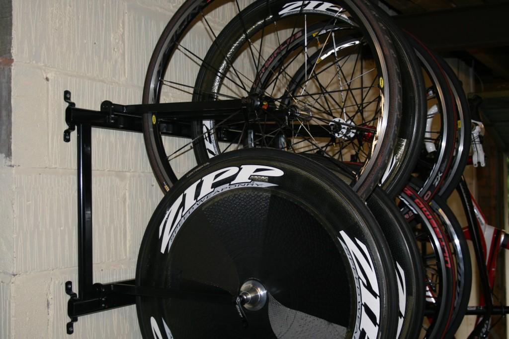 12 Bike Wheel Storage Rack Procycle Storage